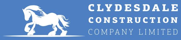 Clydesdale Construction logo